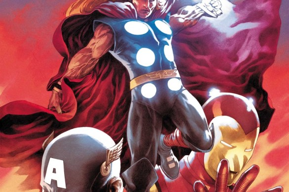 AVEN2018050_McNiven-var Jason Aaron leads a fantastic group of talent in AVENGERS #750