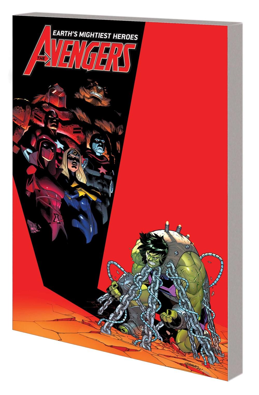 AVENGERS_JA_VOL_9_TPB Marvel Comics November 2021 Solicitations