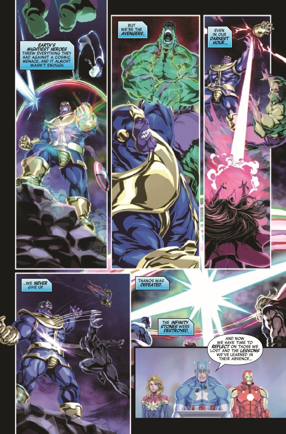 AVENTECHON2021001_Preview-4 ComicList Previews: AVENGERS TECH-ON #1 (OF 6)