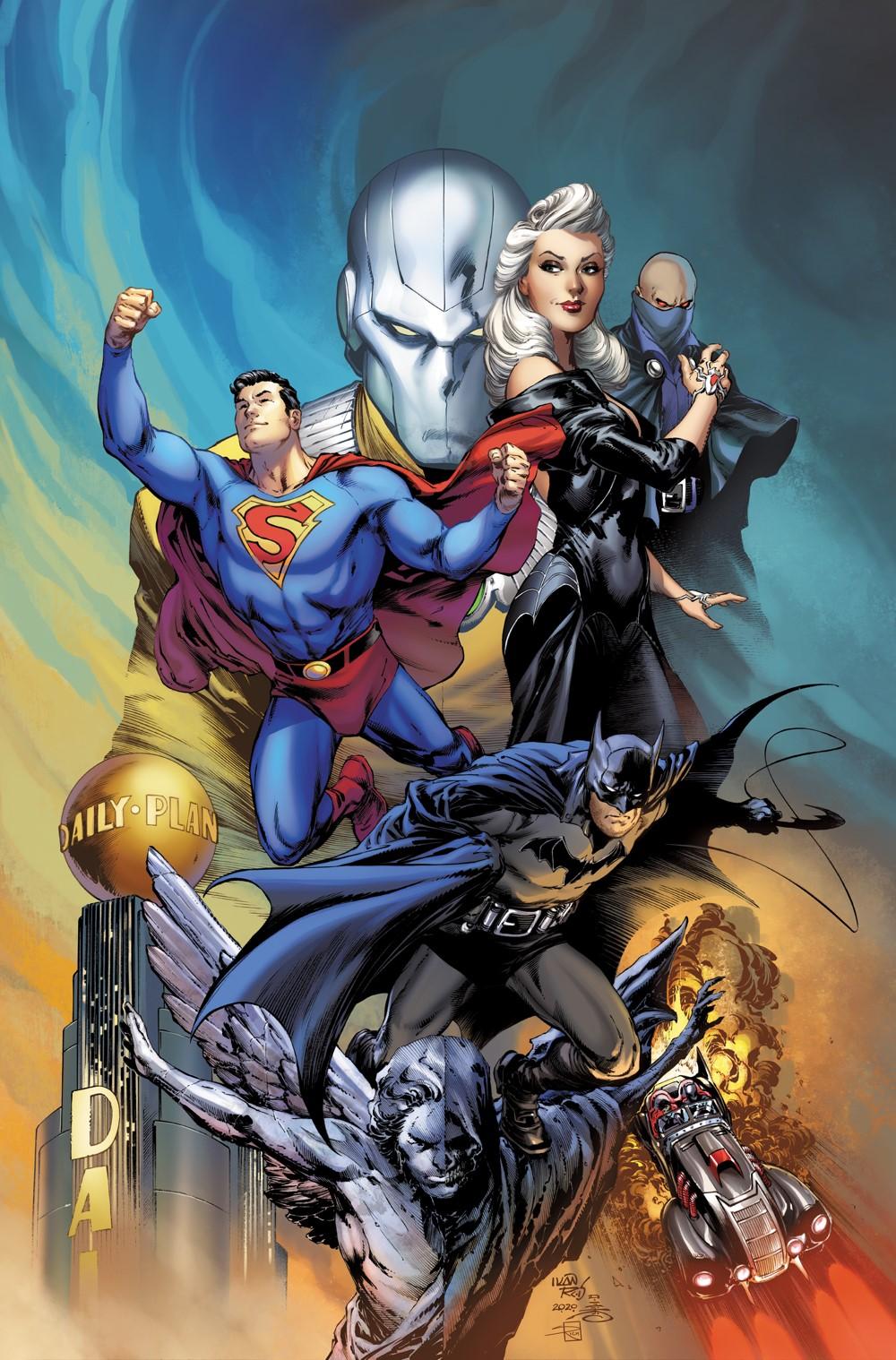 BATMAN-SUPERMAN-ARCHIVE-OF-WORLD-Trade DC Comics November 2021 Solicitations