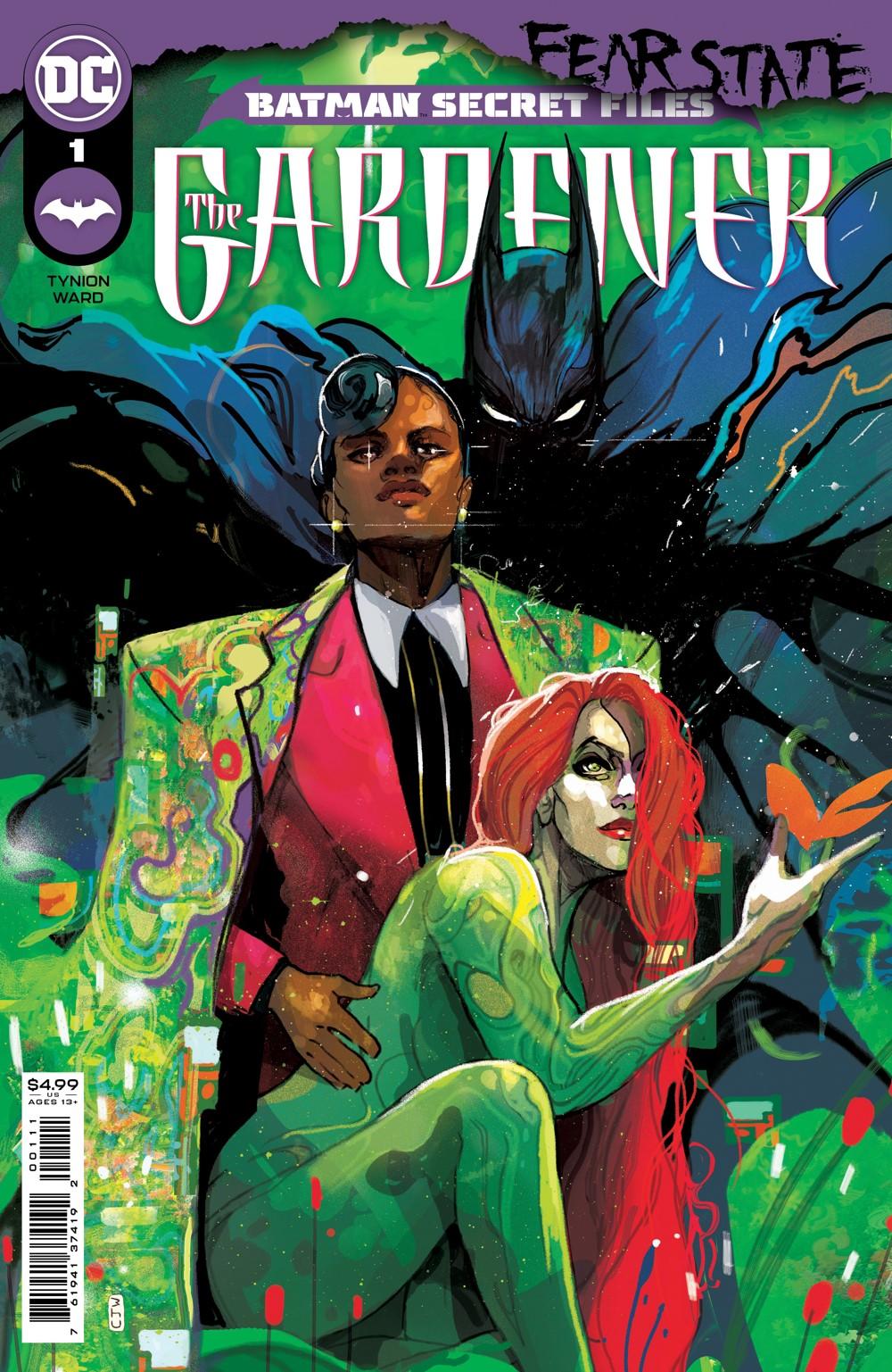 BMSF_GRDNR_Cv1 DC Comics November 2021 Solicitations