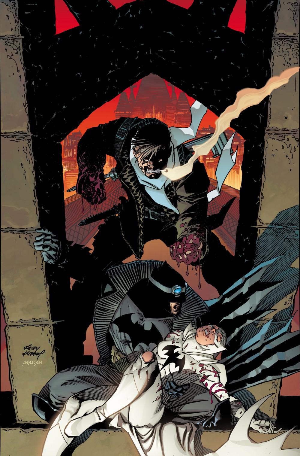 BM_The_Detective_Cv6 DC Comics November 2021 Solicitations