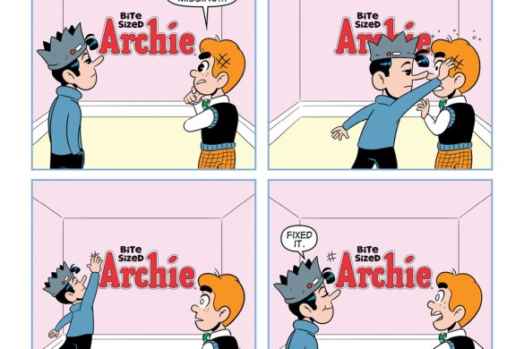 BSA_9 BITE SIZED ARCHIE to deliver a smorgasbord of entertainment