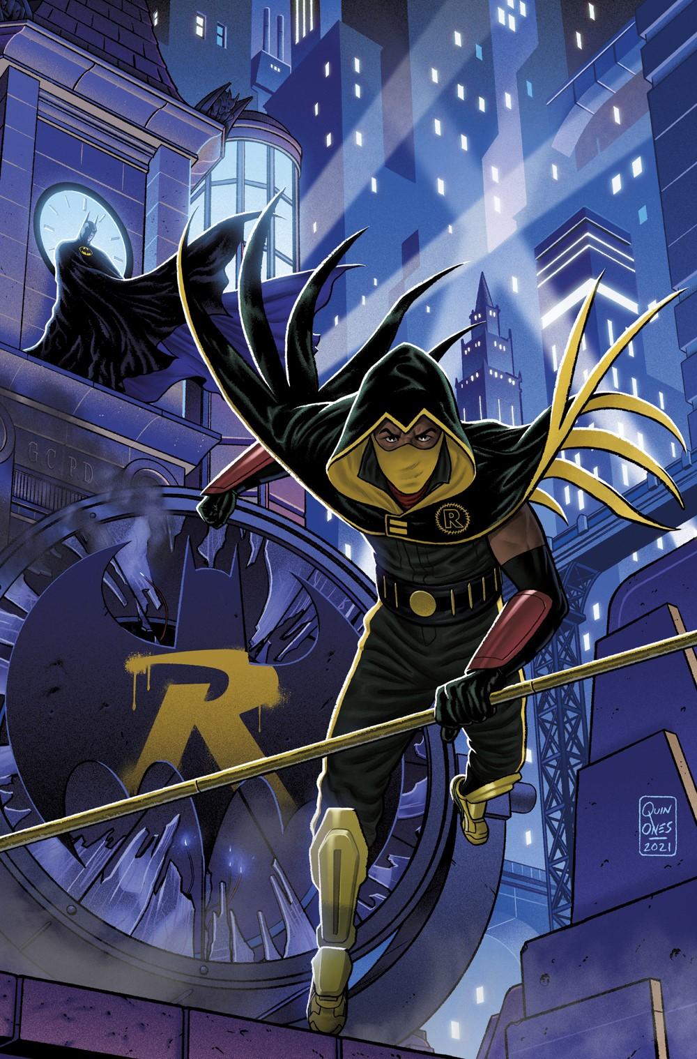 Batman-89-Cv4 DC Comics November 2021 Solicitations