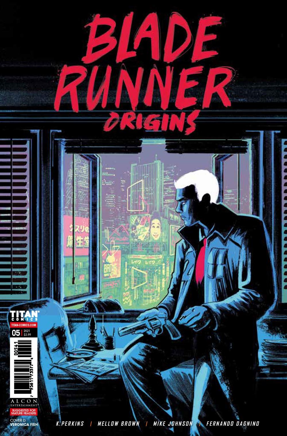 Blade_Runner_Origins_5_COVERS_D ComicList Previews: BLADE RUNNER ORIGINS #5