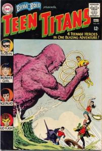 Brave-and-the-Bold-60-202x300 Teen Titans Keys: Titans Season 3 Picks