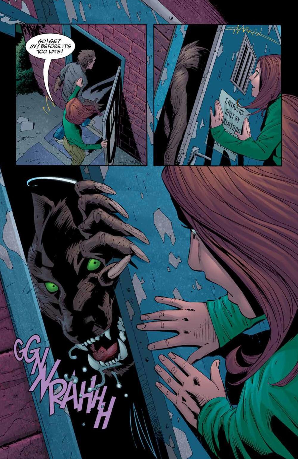 Buffy_Legacy_v5_SC_PRESS_14 ComicList Previews: BUFFY VAMPIRE SLAYER LEGACY EDITION VOLUME 5 TP