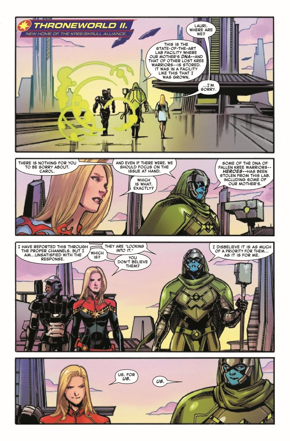CAPMARV2019031_Preview-3 ComicList Previews: CAPTAIN MARVEL #31