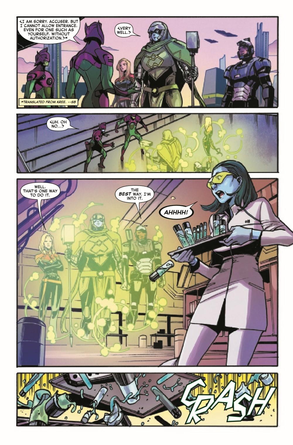CAPMARV2019031_Preview-4 ComicList Previews: CAPTAIN MARVEL #31
