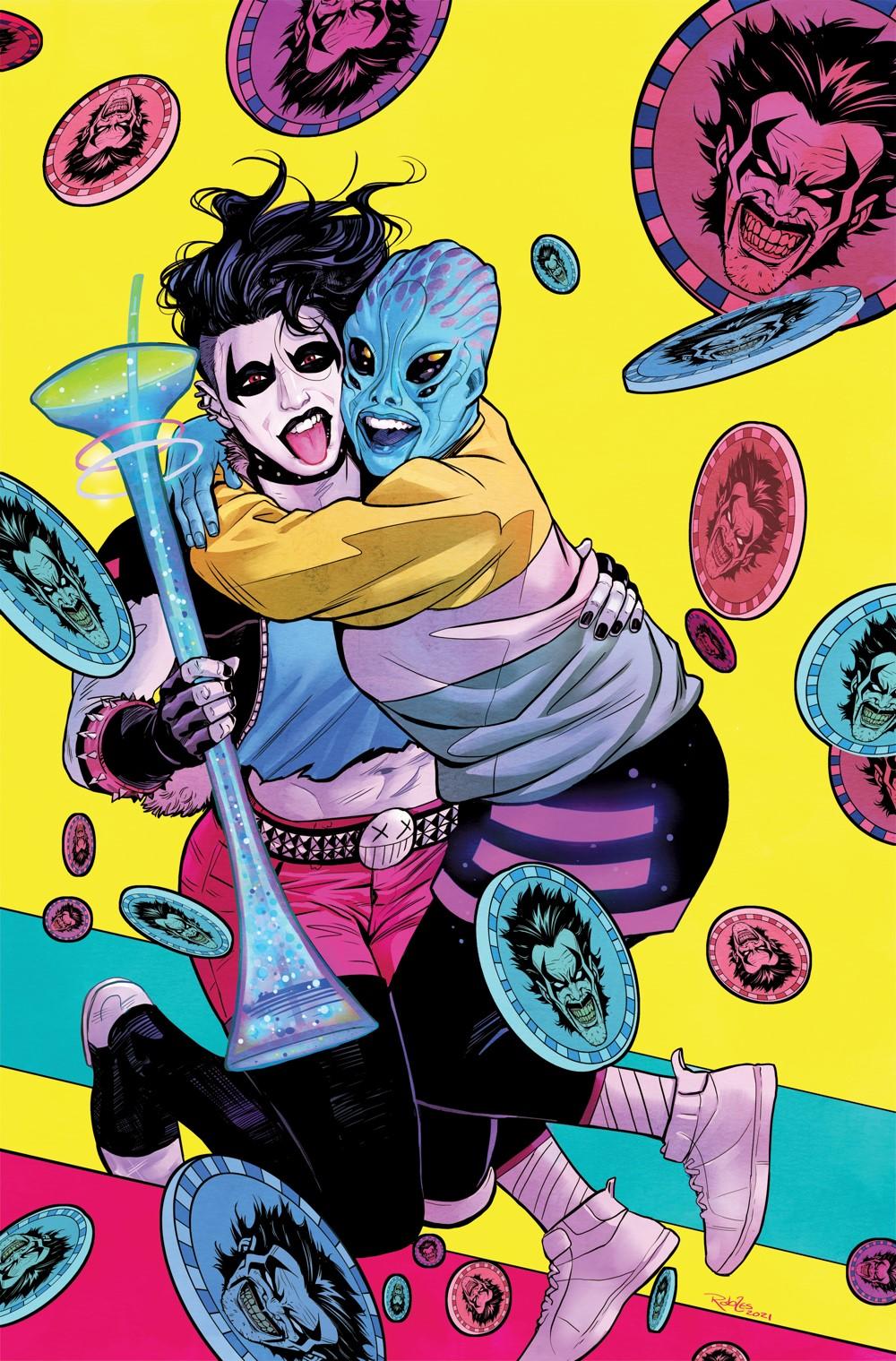 Crush_and_Lobo_Cv6_NickRobles DC Comics November 2021 Solicitations