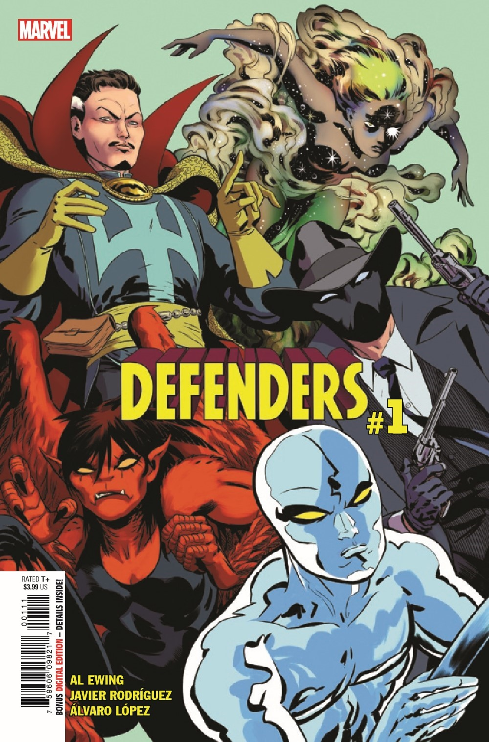 DEFEND2021001_Preview-1 ComicList Previews: DEFENDERS #1 (OF 5)