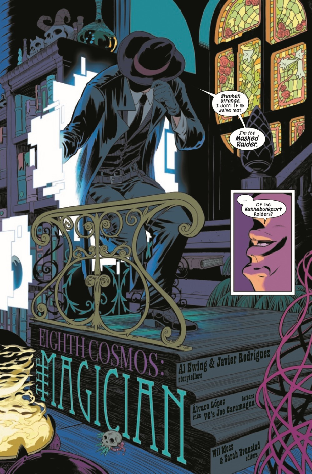 DEFEND2021001_Preview-4 ComicList Previews: DEFENDERS #1 (OF 5)
