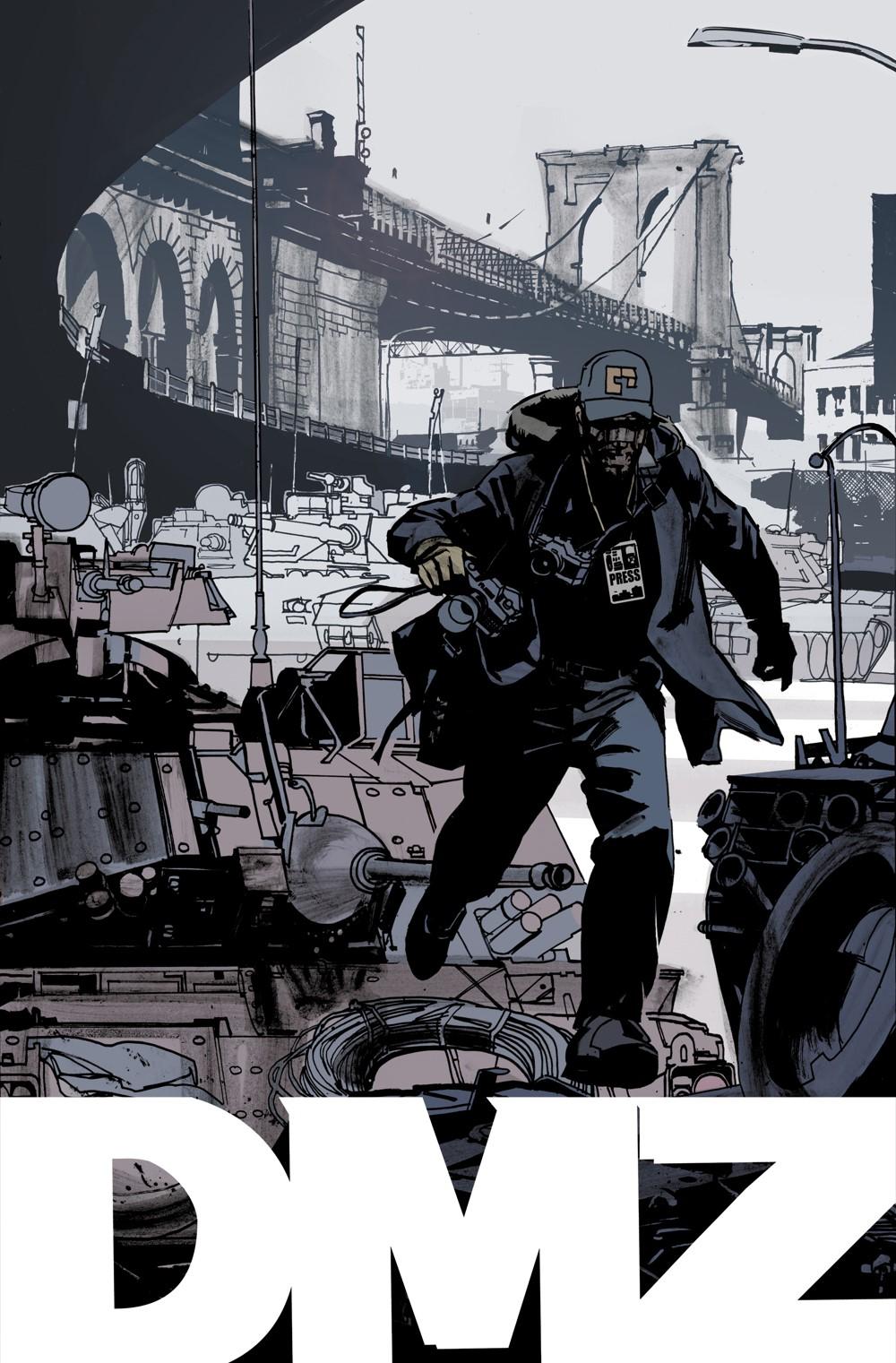 DMZ_Compendium_2 DC Comics November 2021 Solicitations