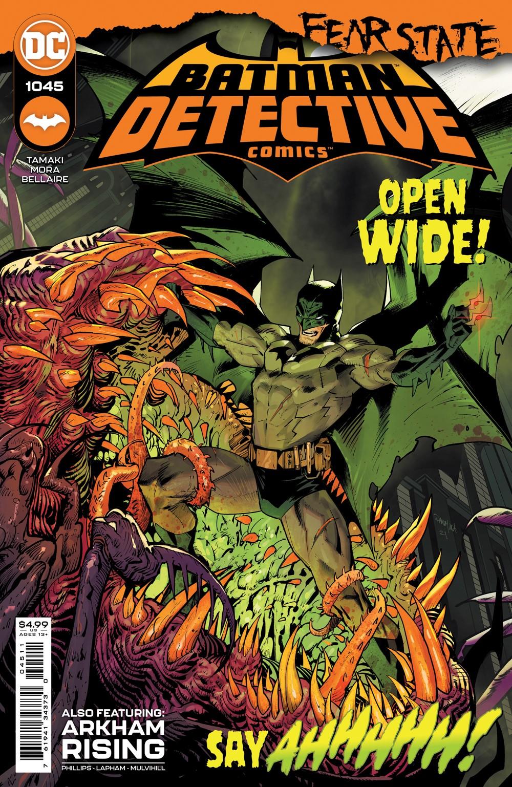 DTC_Cv1045 DC Comics November 2021 Solicitations