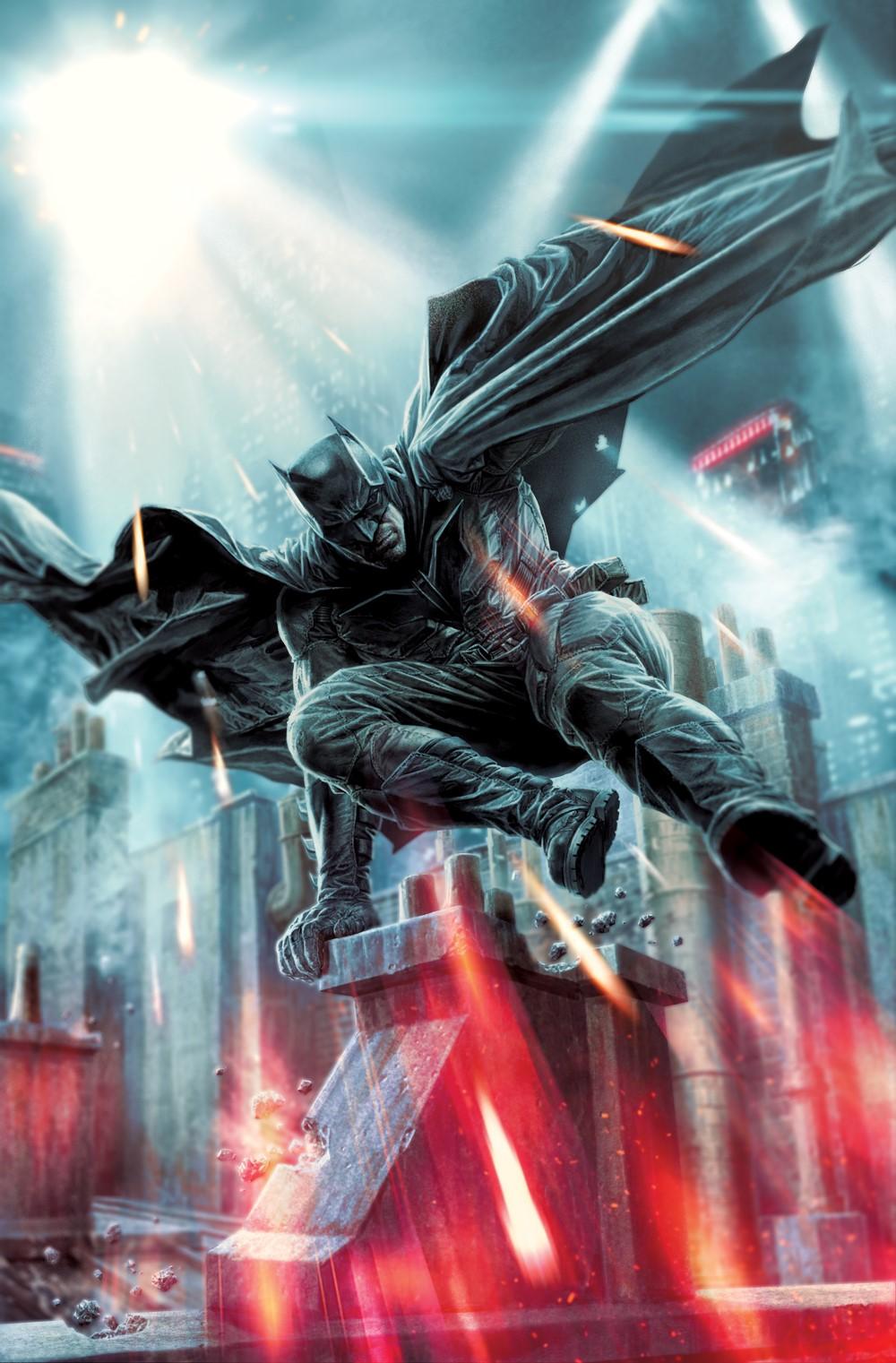 Detective-Comics-1045-Variant-Cover DC Comics November 2021 Solicitations