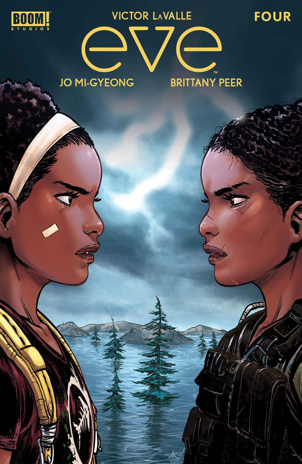 Eve_004_Cover_A_Main ComicList: BOOM! Studios New Releases for 08/11/2021