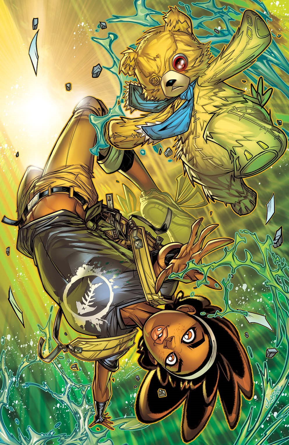 Eve_004_Cover_C_Variant_Undressed ComicList: BOOM! Studios New Releases for 08/11/2021