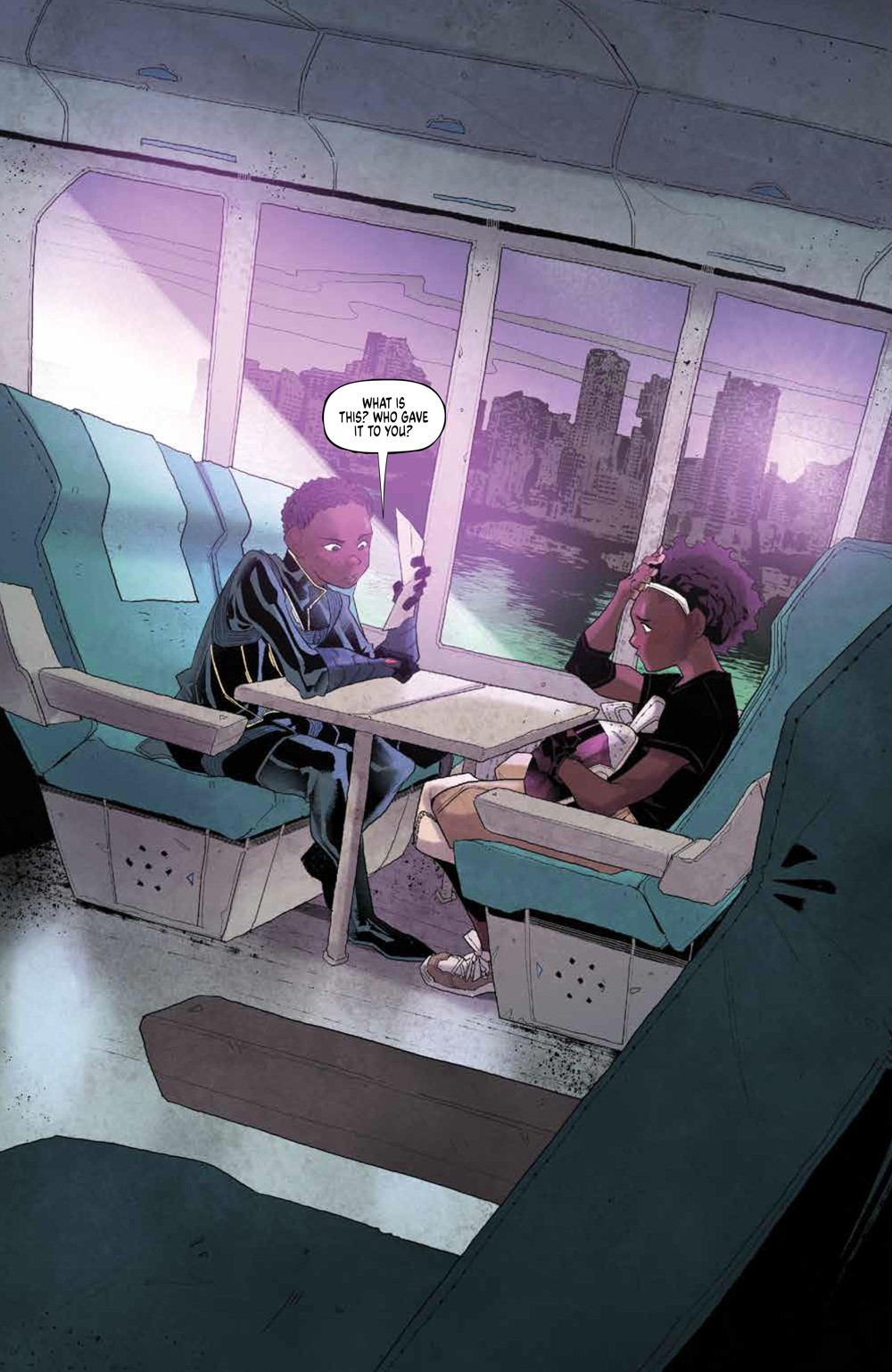 Eve_004_PRESS_3 ComicList Previews: EVE #4 (OF 5)