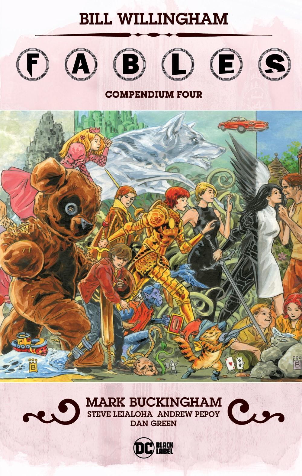 FABL_Compendium_4_CVR DC Comics November 2021 Solicitations