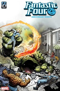 FFANNIVERSARY2021001_cov-198x300 Two covers for FANTASTIC FOUR ANNIVERSARY TRIBUTE #1 released