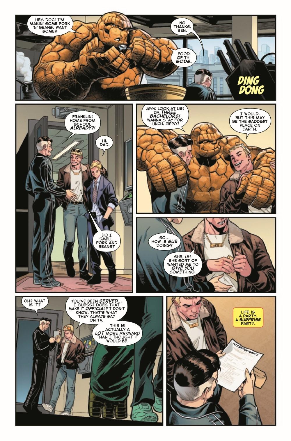 FFLIFESTORY2019003_Preview-5 ComicList Previews: FANTASTIC FOUR LIFE STORY #3 (OF 6)