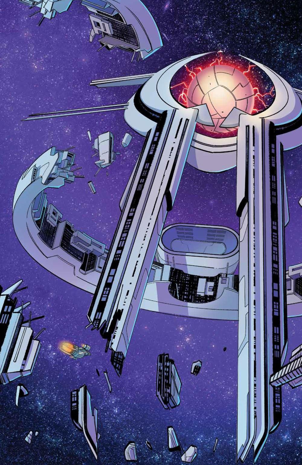Firefly_BrandNewVerse_006_PRESS_4 ComicList Previews: FIREFLY BRAND NEW 'VERSE #6 (OF 6)