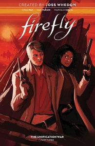 Firefly_v3_SC_Cover-195x300 ComicList Previews: FIREFLY THE UNIFICATION WAR VOLUME 3 TP