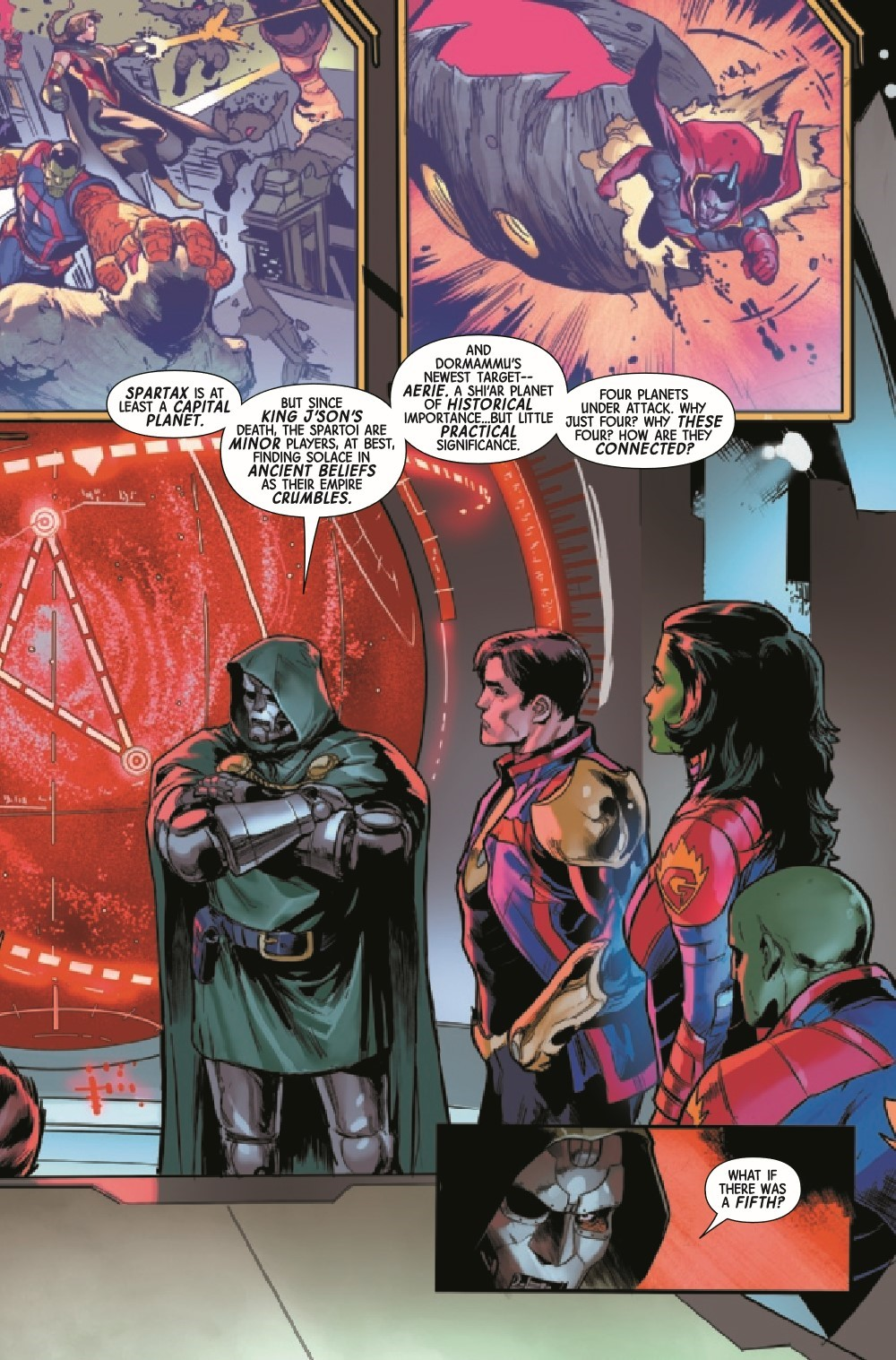 GARGAL2020017_Preview-5 ComicList Previews: GUARDIANS OF THE GALAXY #17