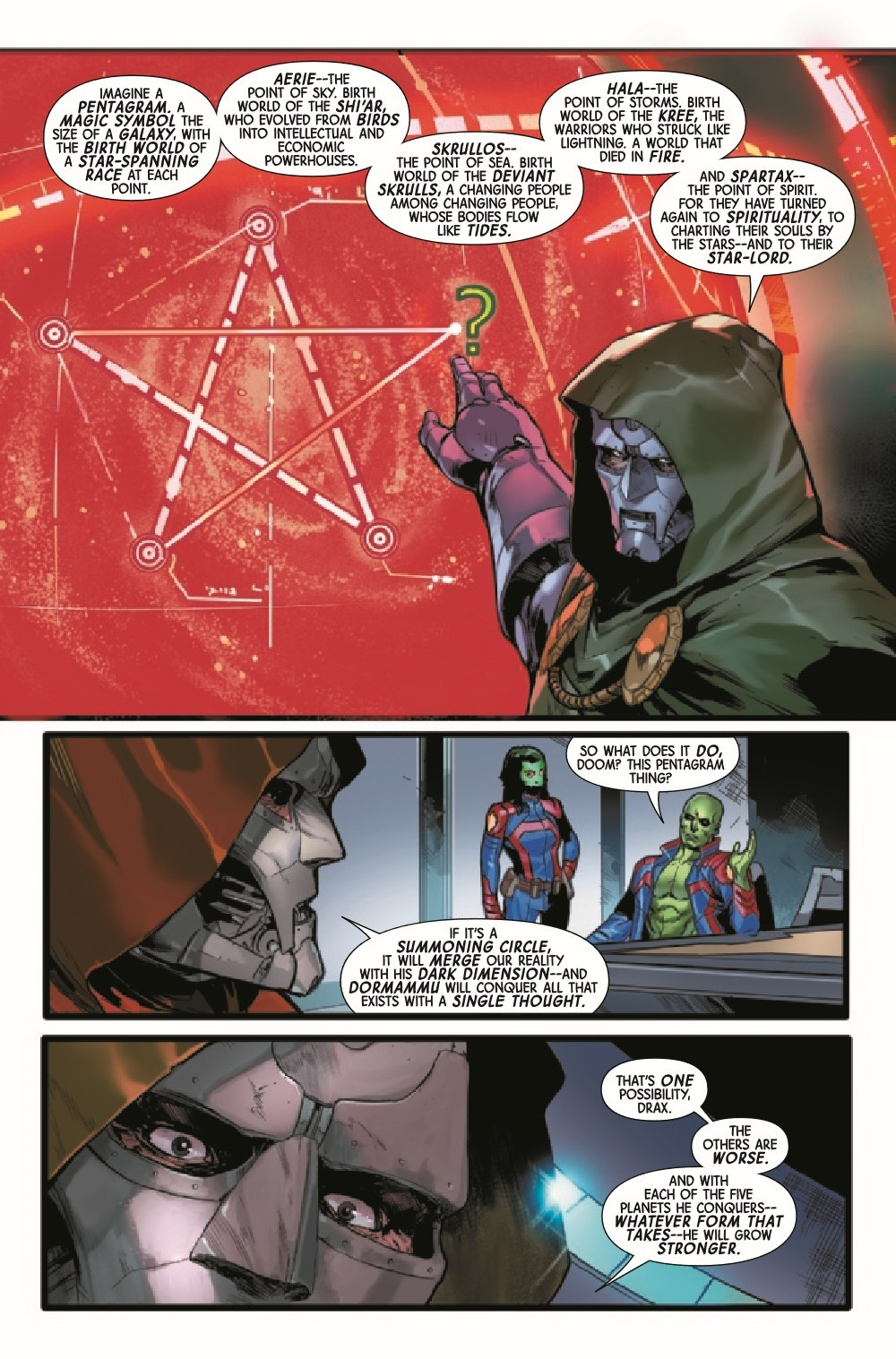 GARGAL2020017_Preview-6 ComicList Previews: GUARDIANS OF THE GALAXY #17