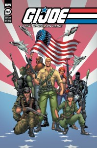 GIJoeRAH285-coverA-198x300 ComicList Previews: G.I. JOE A REAL AMERICAN HERO #285