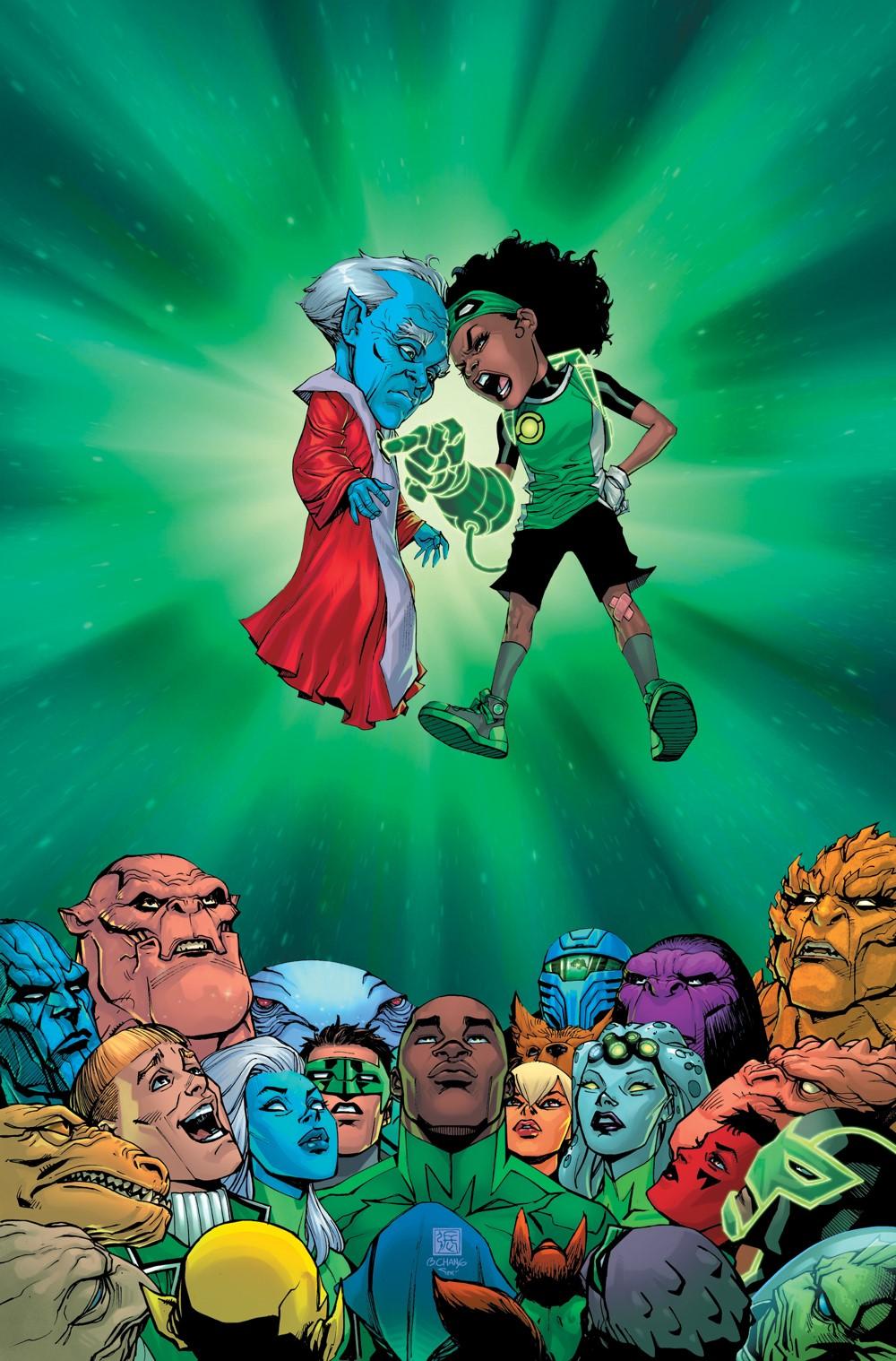GREEN-LANTERN-Vol1-Invictus DC Comics November 2021 Solicitations