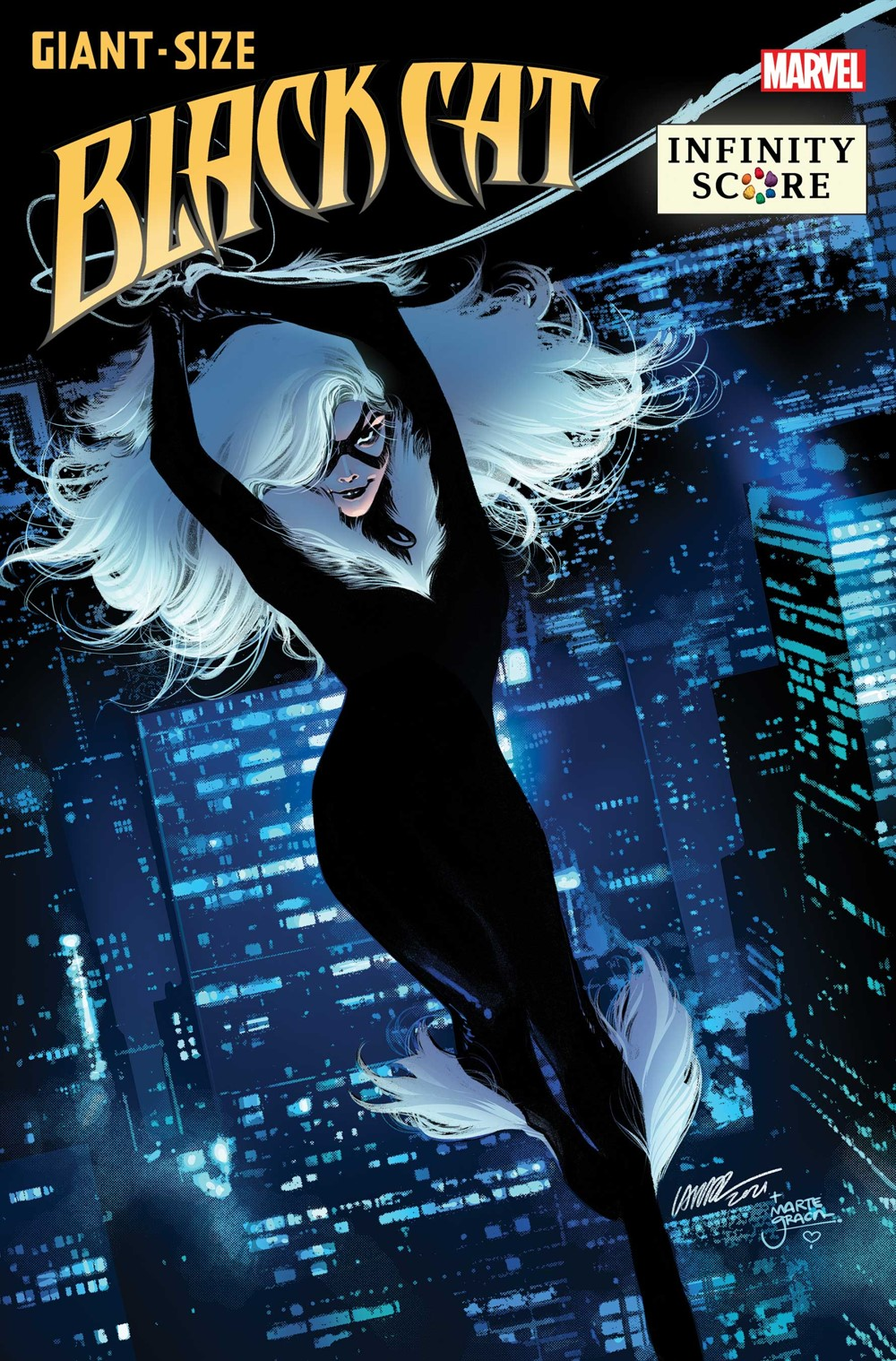 GSBLACKCATIS2021001_cov-1 Marvel Comics November 2021 Solicitations