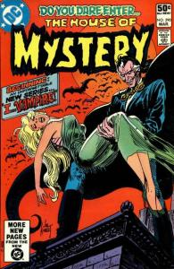 House-of-Mystery-290-195x300 Will We See a Resurrection of I...Vampire?