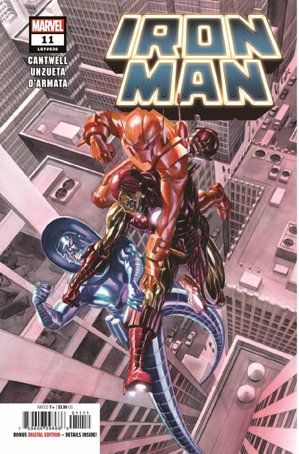 IM2020011_Preview-1 ComicList Previews: IRON MAN #11