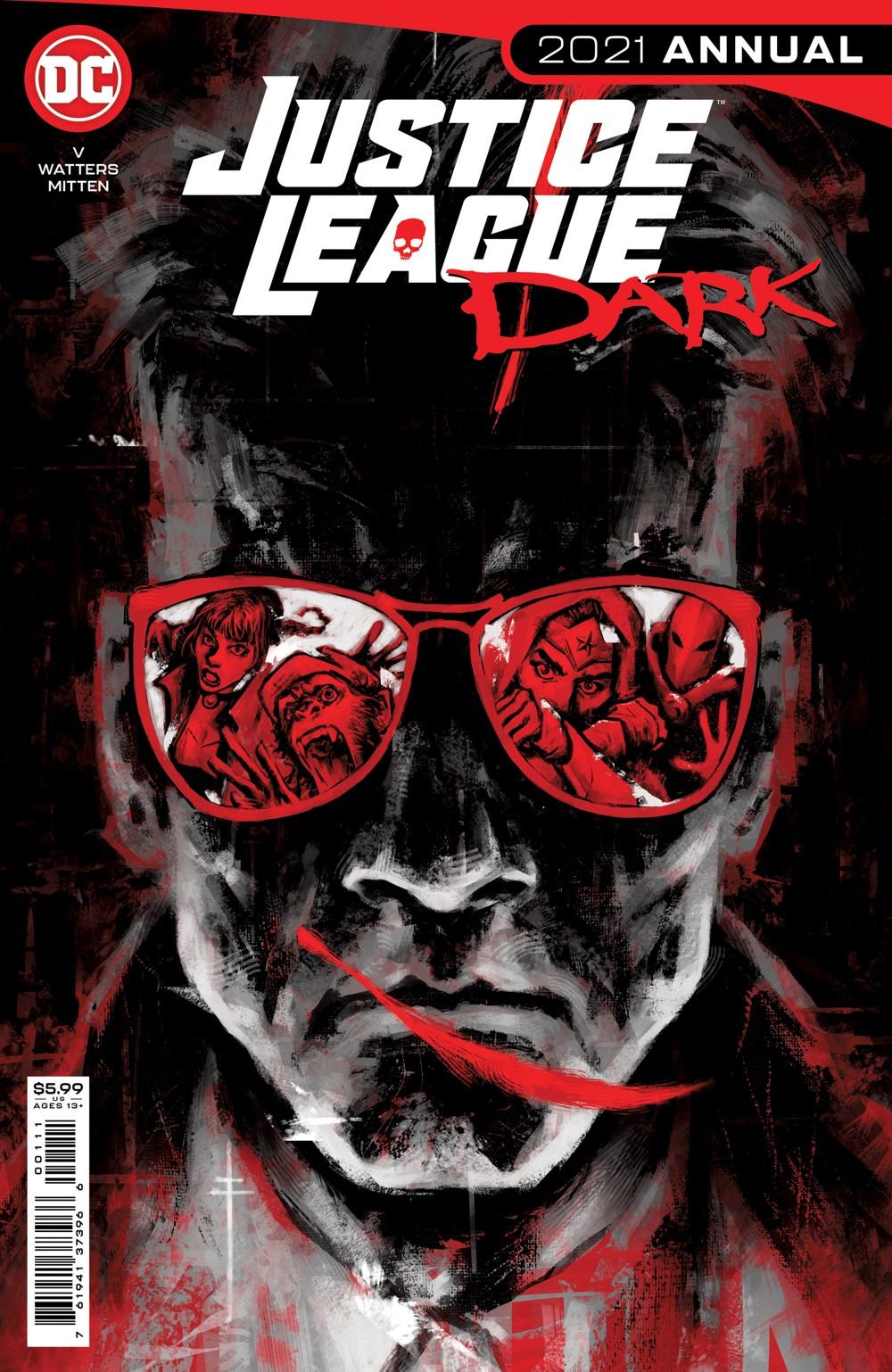 JL_Dark_Annual_2021_Cv1 DC Comics November 2021 Solicitations