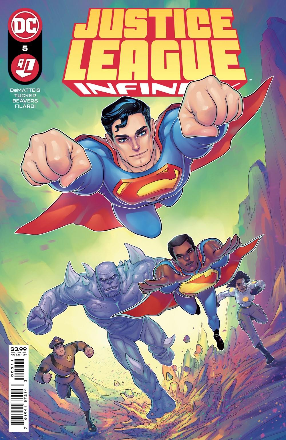 JL_INFINITY_Cv5 DC Comics November 2021 Solicitations
