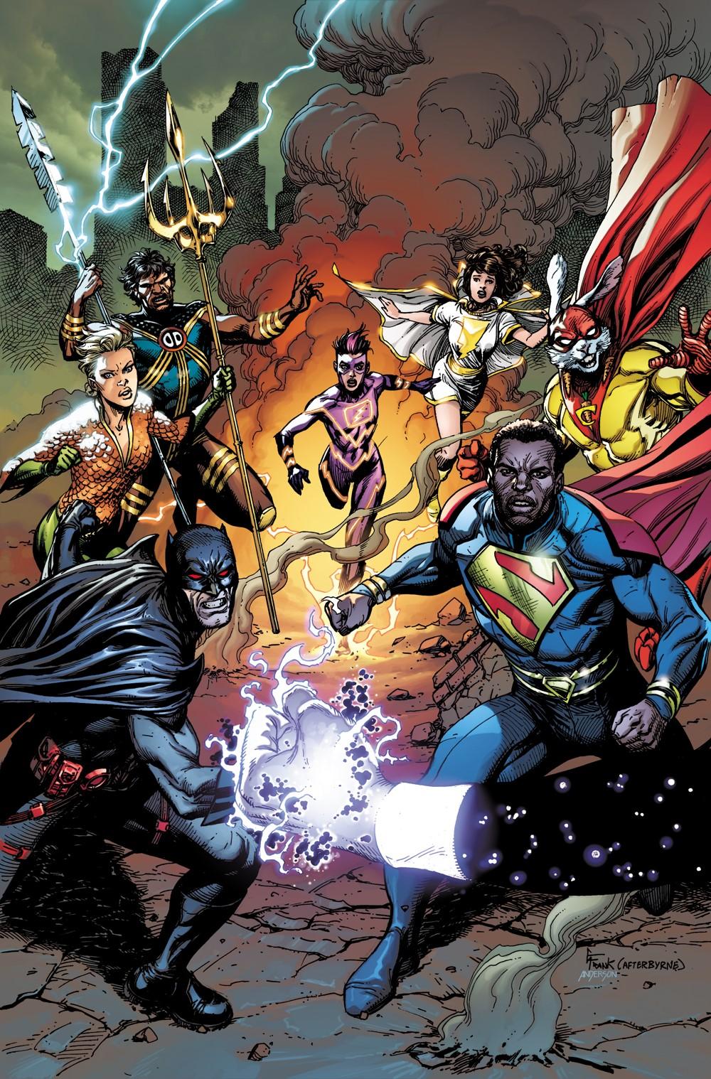 JL_Incarnate_Cv1 DC Comics November 2021 Solicitations