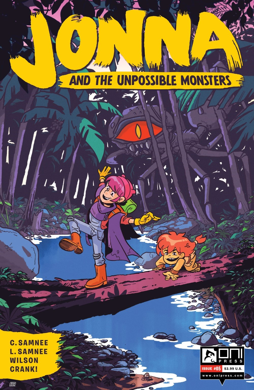 JONNA-5-REFERENCE-02 ComicList Previews: JONNA AND THE UNPOSSIBLE MONSTERS #5