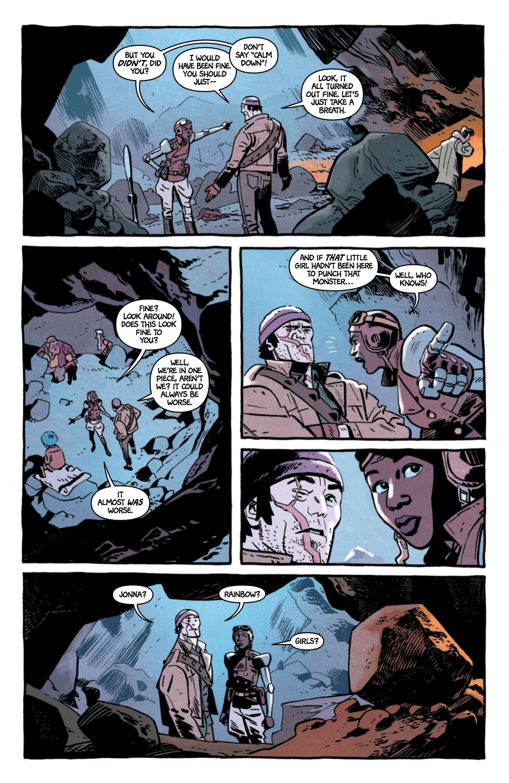JONNA-5-REFERENCE-04 ComicList Previews: JONNA AND THE UNPOSSIBLE MONSTERS #5
