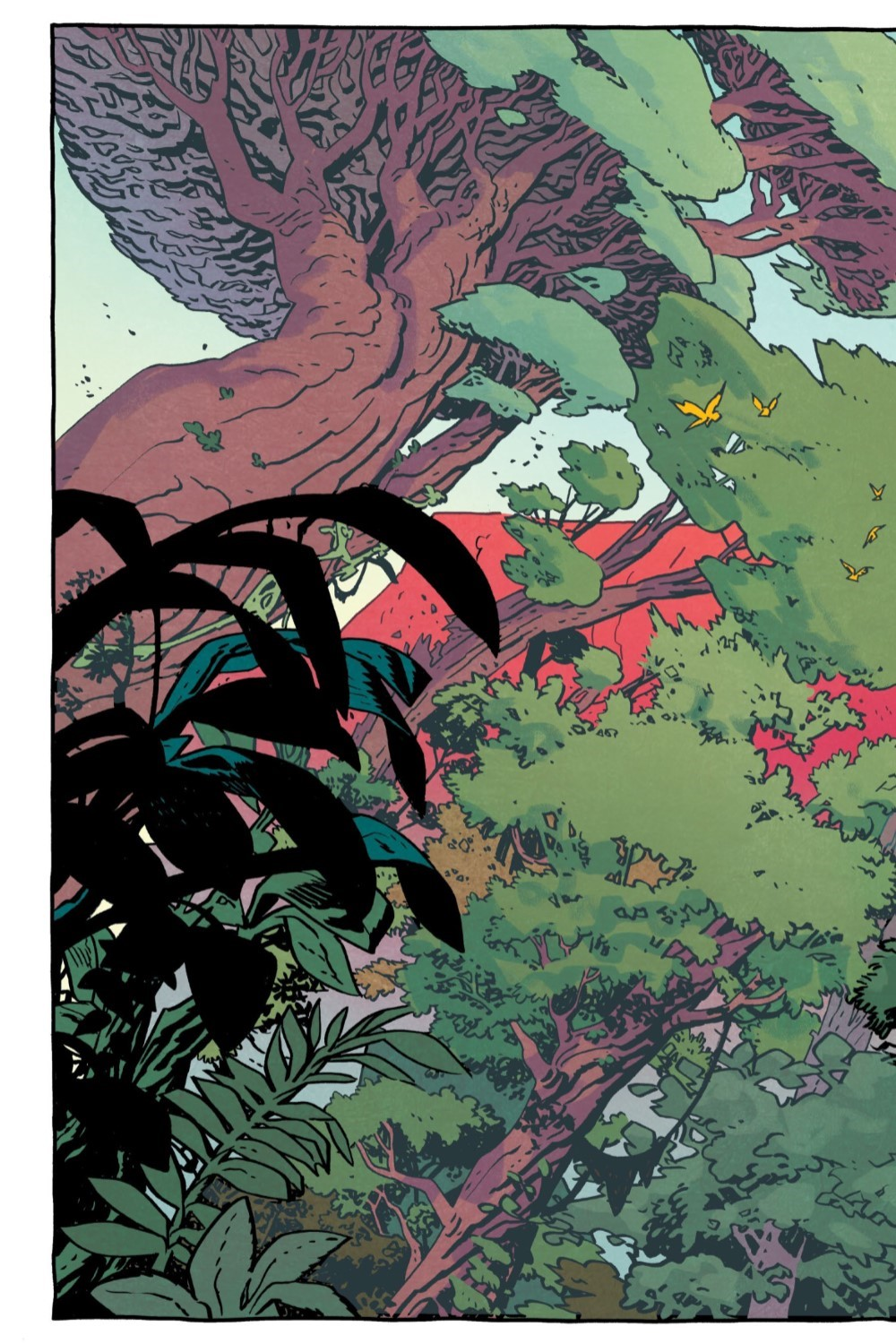 JONNA-V1-REFERENCE-015 ComicList Previews: JONNA AND THE UNPOSSIBLE MONSTER VOLUME 1 TP
