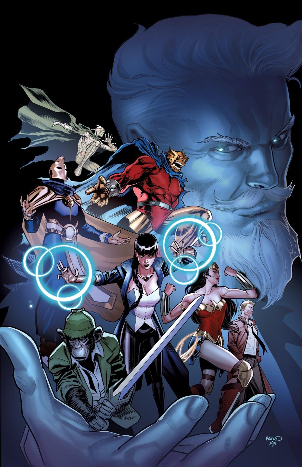 Justice-League-Dark-2021-Annual-Cv1-Renaud-variant DC Comics November 2021 Solicitations