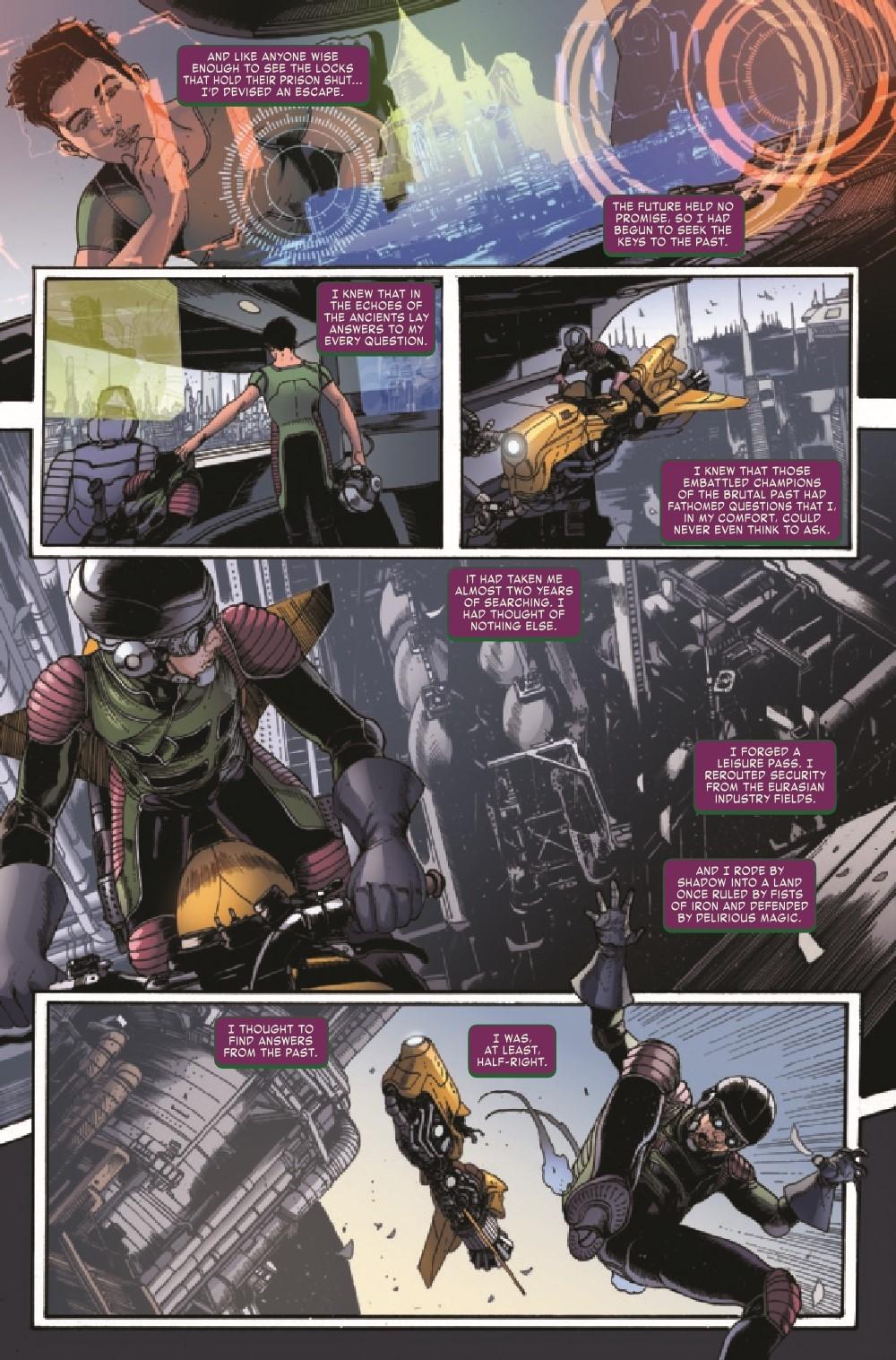 KANGCONQUEROR2021001_Preview-5 ComicList Previews: KANG THE CONQUEROR #1 (OF 5)