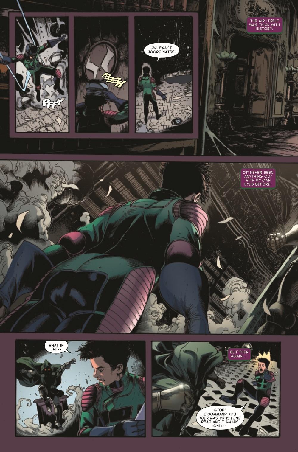 KANGCONQUEROR2021001_Preview-6 ComicList Previews: KANG THE CONQUEROR #1 (OF 5)