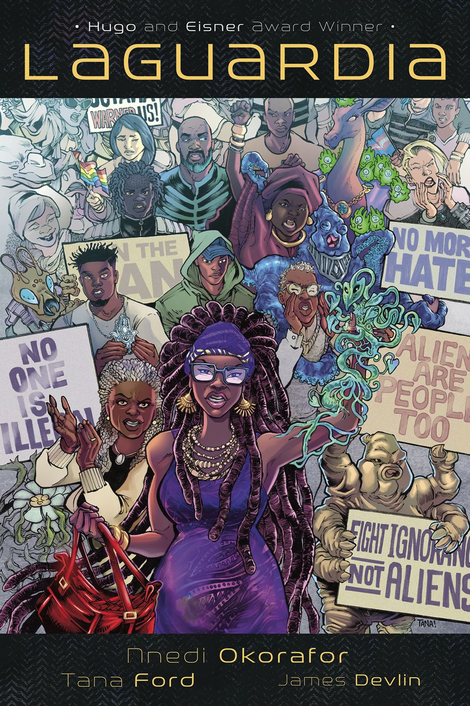 LAGDE_HC_CVR_4x6_SOL_TIPSHEET Dark Horse Comics November 2021 Solicitations