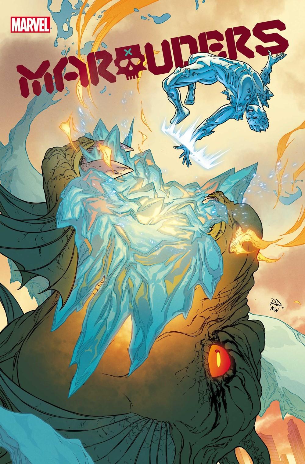 MARAUDERS2019026_cover Marvel Comics November 2021 Solicitations