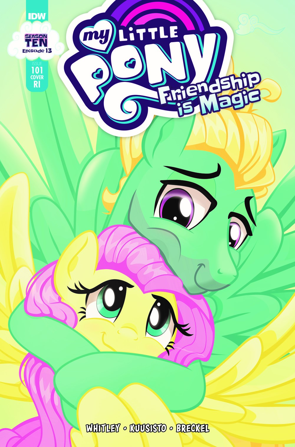MLP101_13-coverRI ComicList Previews: MY LITTLE PONY FRIENDSHIP IS MAGIC #101