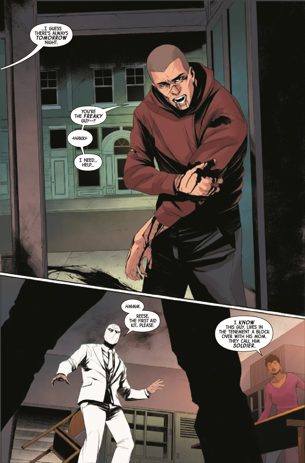 MOONKN2021002_Preview-5 ComicList Previews: MOON KNIGHT #2