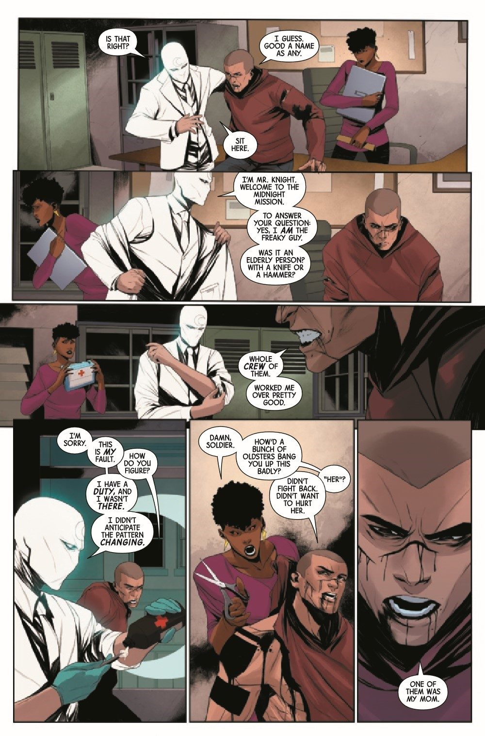 MOONKN2021002_Preview-6 ComicList Previews: MOON KNIGHT #2