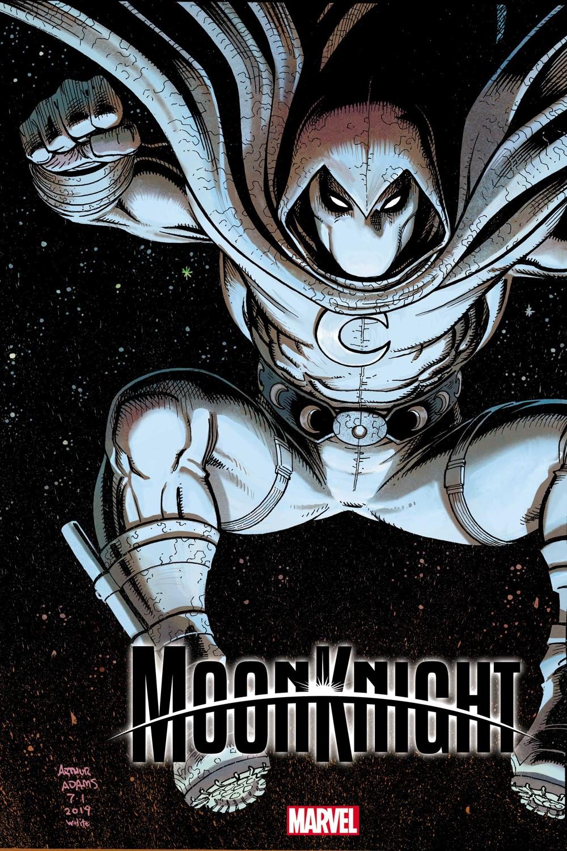 MOONKN2021005_Adams-var Marvel Comics November 2021 Solicitations