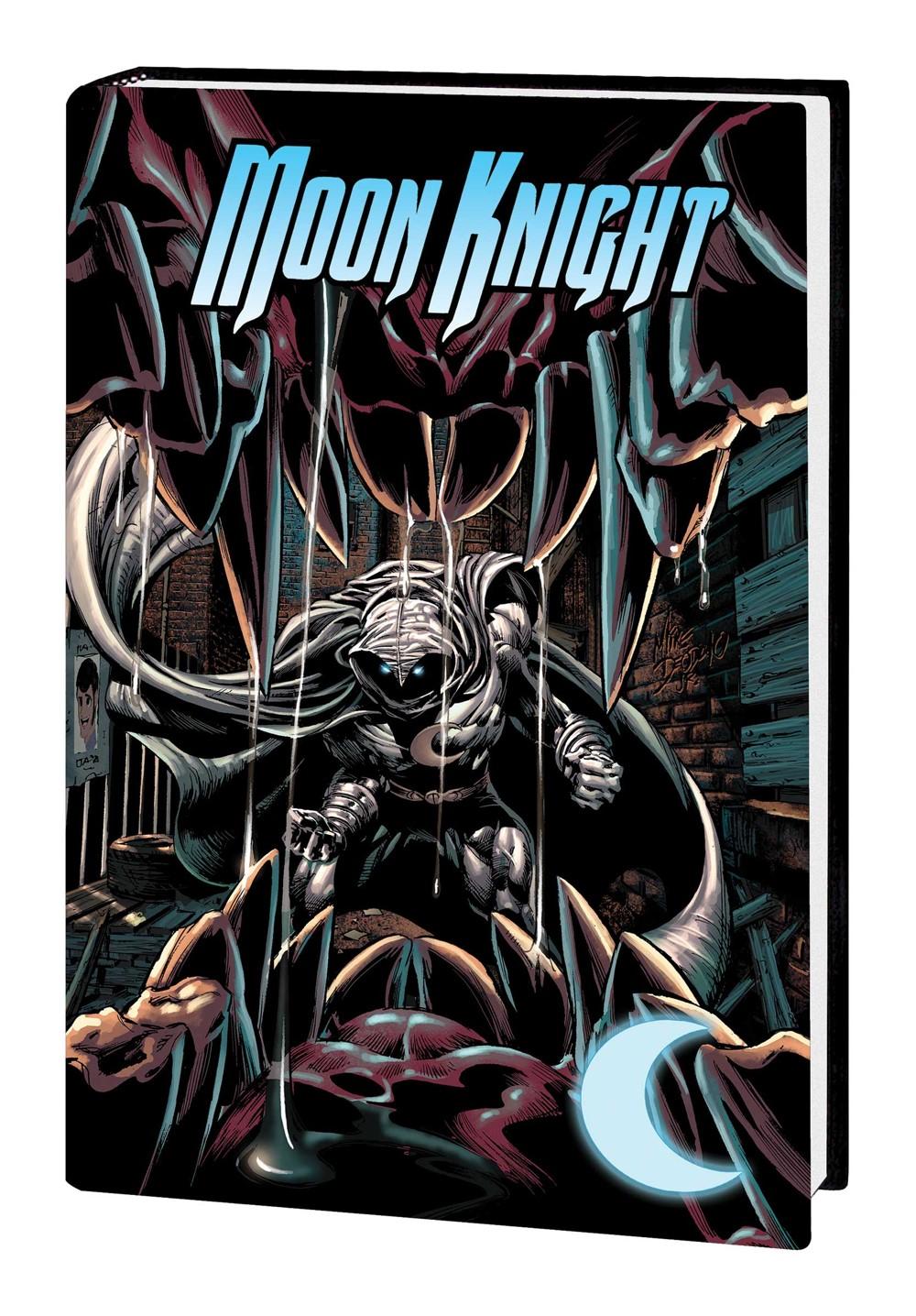 MOONKNIGHT_OMNI_HC_DEODATO Marvel Comics November 2021 Solicitations